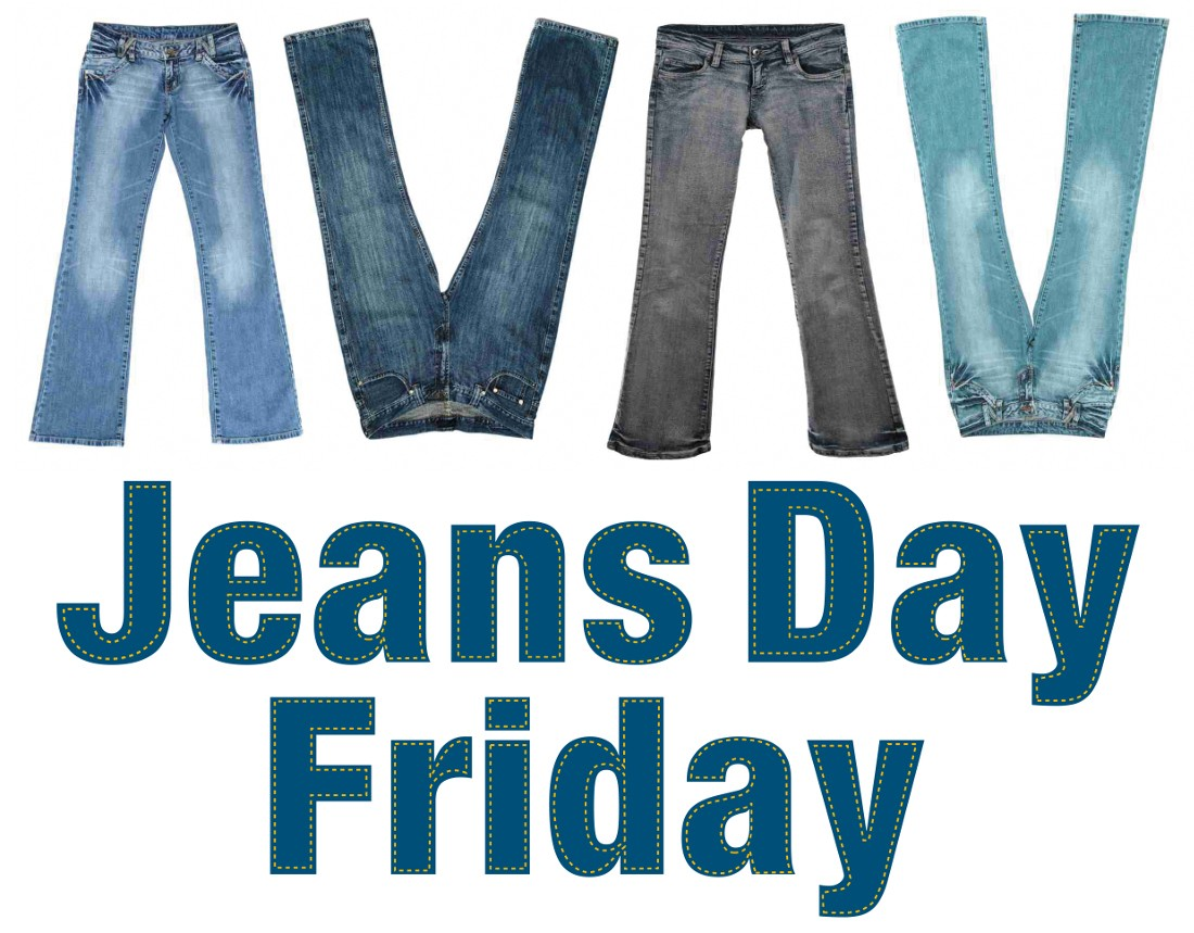 Jeans Day Friday 2016 - Napier Family Centre